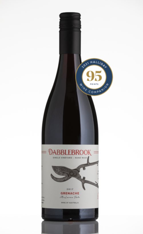 Grenache 2017 Halliday 95points